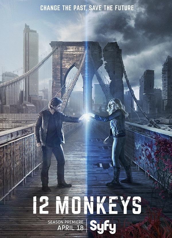 Watch Movie 12 Monkeys - Season 2