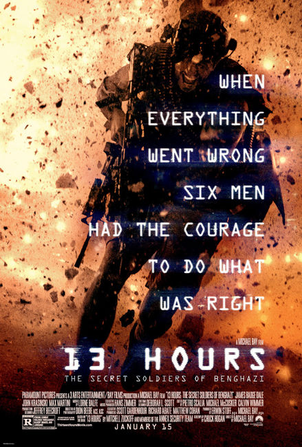 Watch Movie 13 Hours: The Secret Soldiers of Benghazi