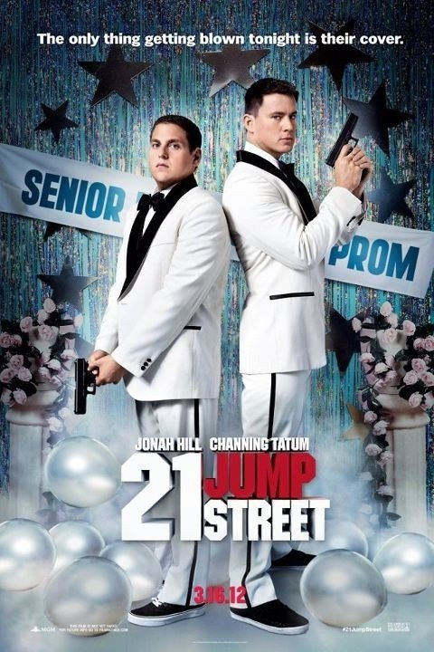 Watch Movie 21 Jump Street