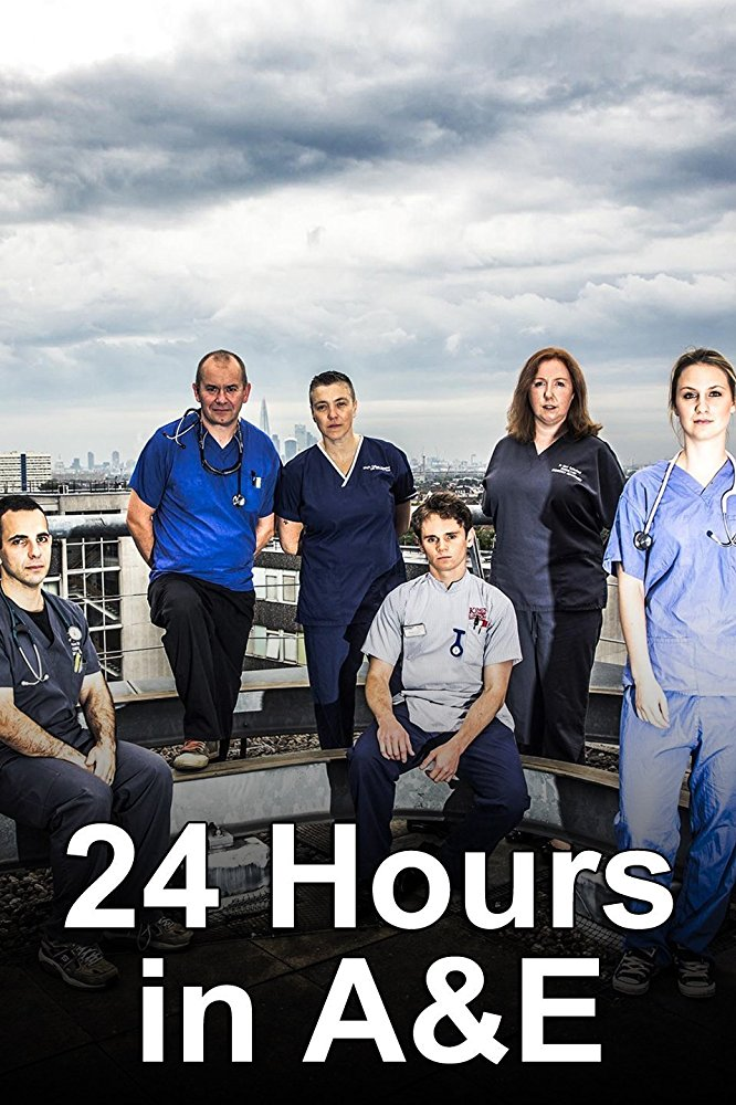 Watch Movie 24 Hours In A & E - Season 14