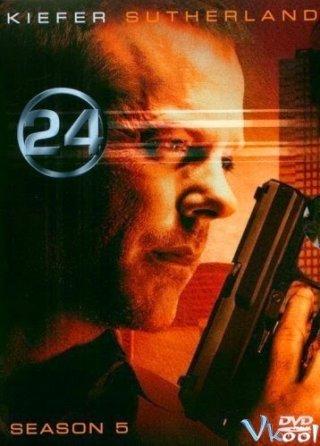 Watch Movie 24 Hours - Season 5