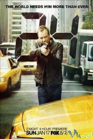 Watch Movie 24 Hours - Season 8