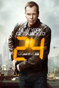Watch Movie 24 - Season 5