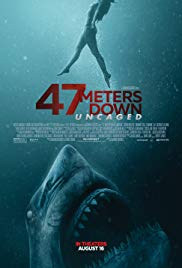 Watch Movie 47 Meters Down Uncaged