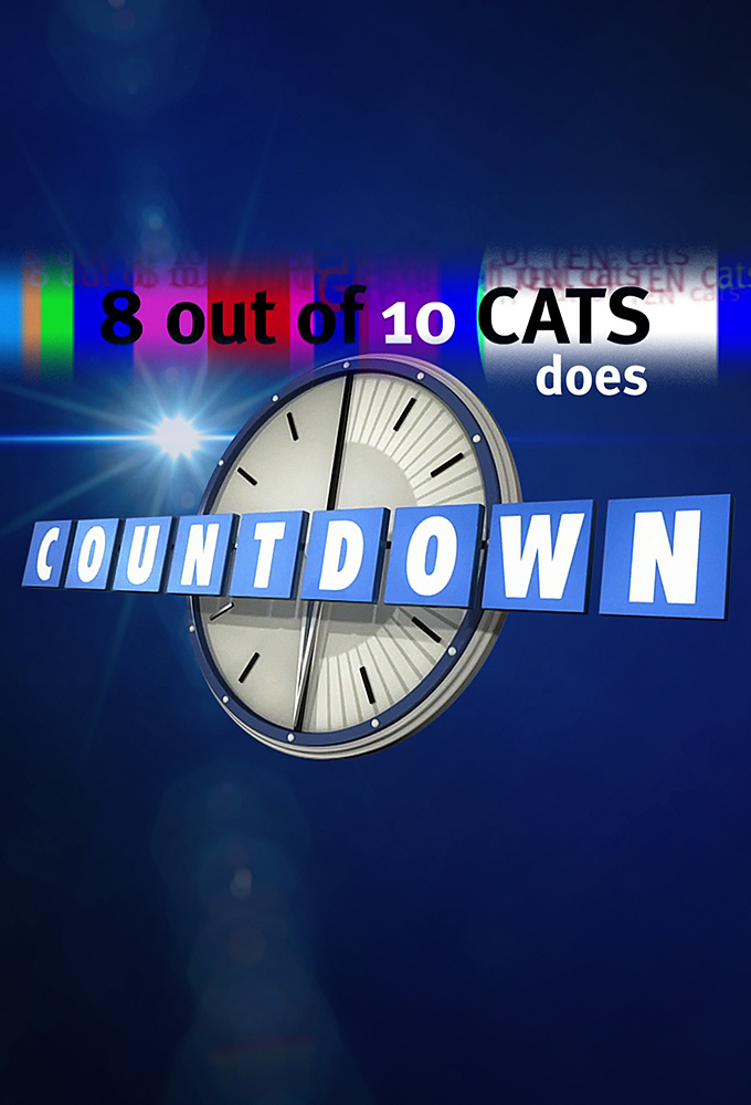 Watch Movie 8 Out Of 10 Cats Does Countdown - Season 19