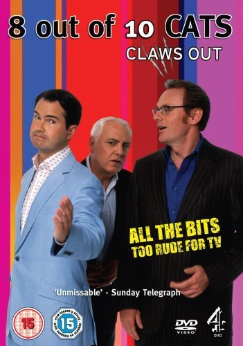Watch Movie 8 Out of 10 Cats - Season 1