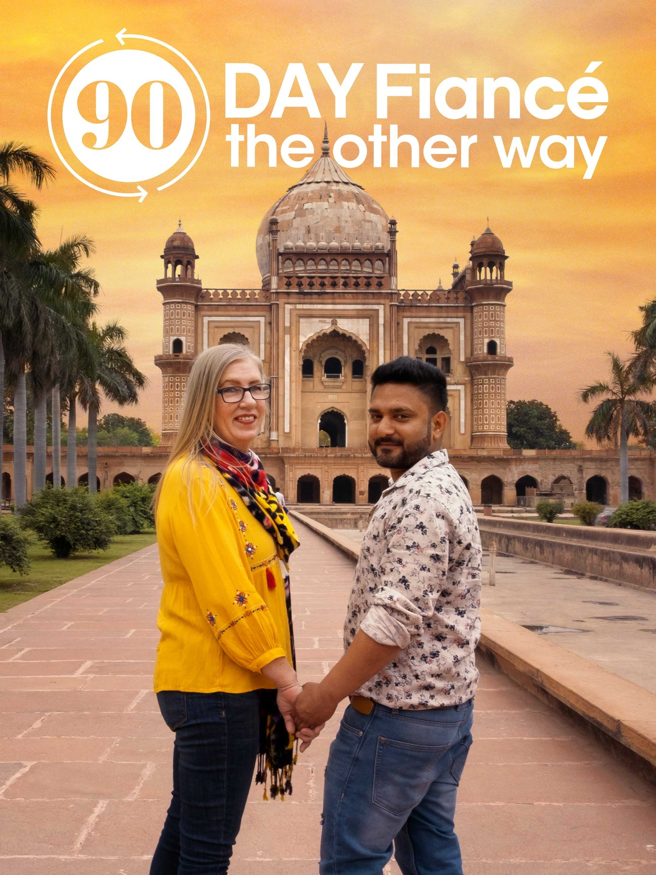 Watch Movie 90 Day Fiancé: The Other Way - Season 1