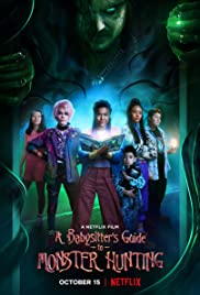 Watch Movie A Babysitter's Guide to Monster Hunting