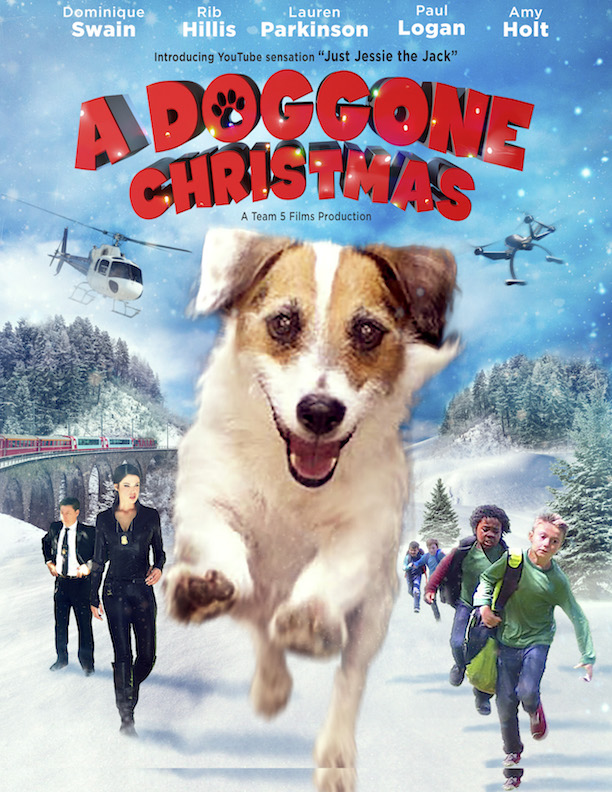 Watch Movie A Doggone Christmas
