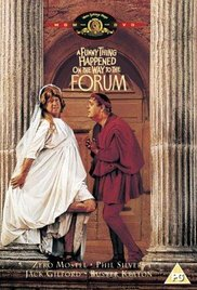 Watch Movie A Funny Thing Happened on the Way to the Forum