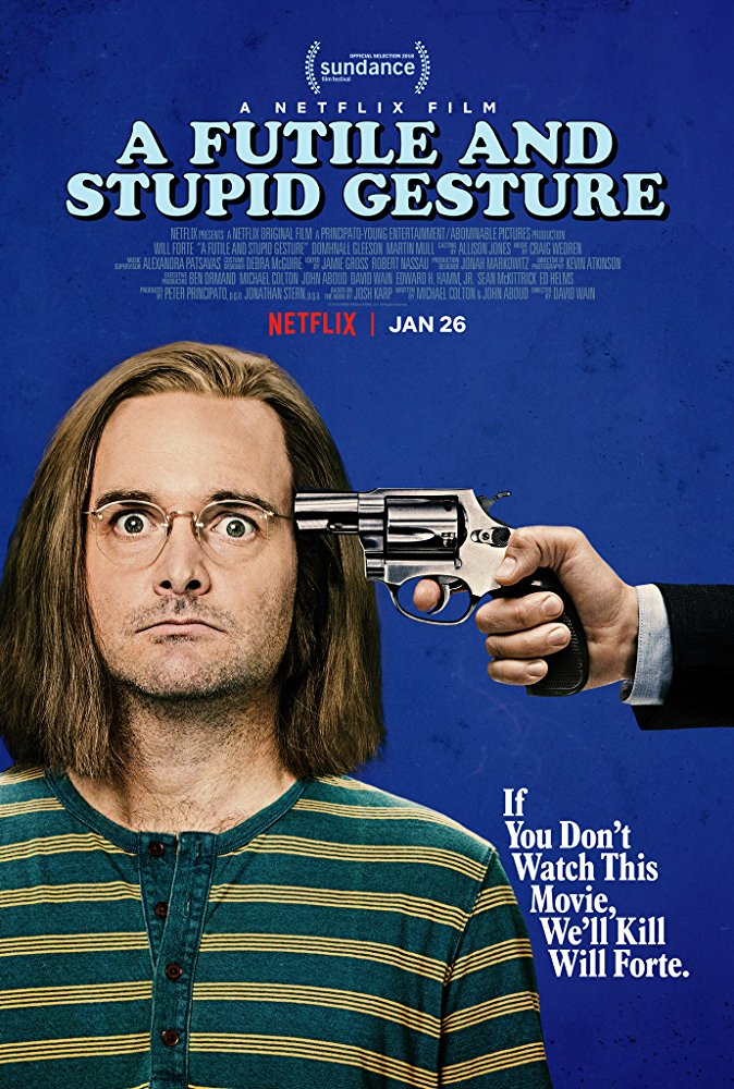 Watch Movie A Futile and Stupid Gesture