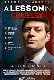 Watch Movie A Lesson in Cruelty