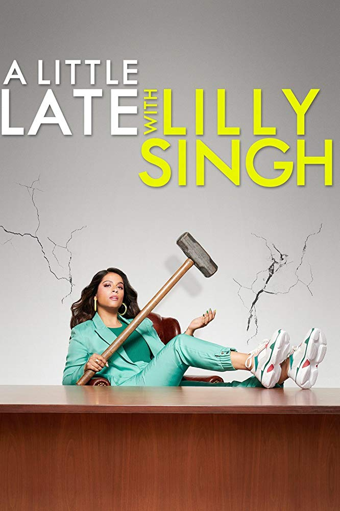 Watch Movie A Little Late with Lilly Singh - Season 2