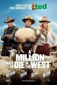 Watch Movie A Million Ways To Die In The West