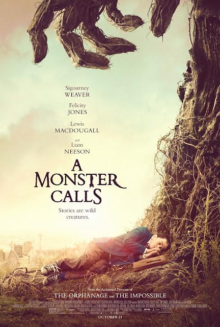 Watch Movie A Monster Calls