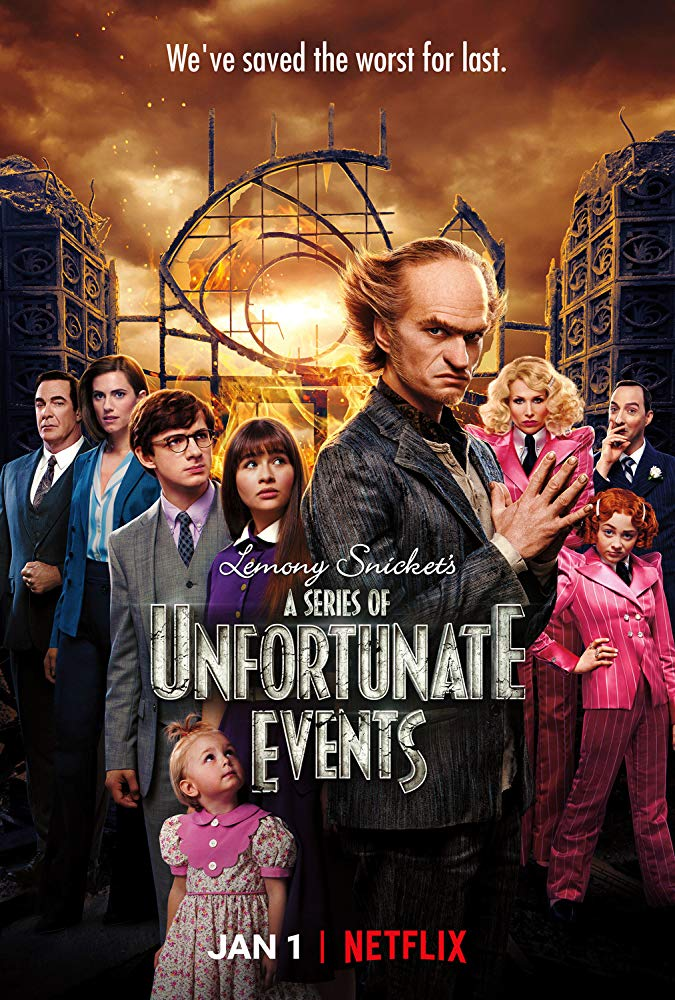 Watch Movie A Series of Unfortunate Events - Season 3