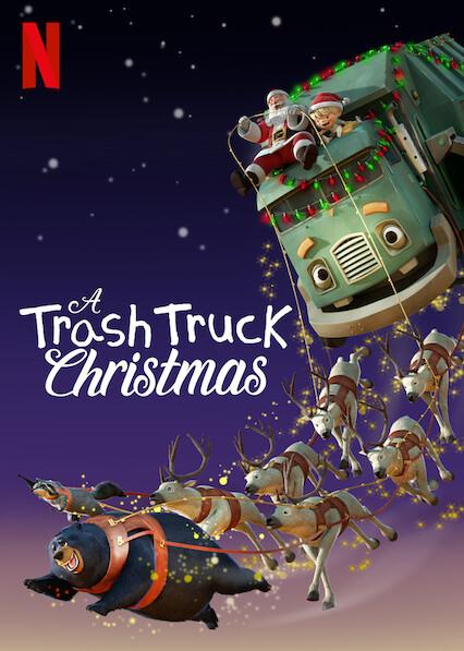 Watch Movie A Trash Truck Christmas