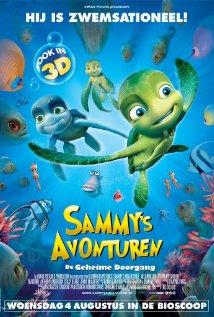 Watch Movie A Turtles Tale: Sammys Adventures
