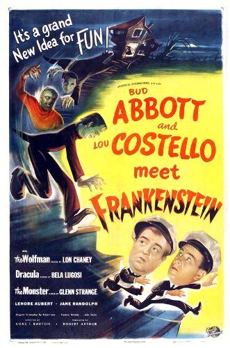 Watch Movie Abbott and Costello Meet Frankenstein (1948)