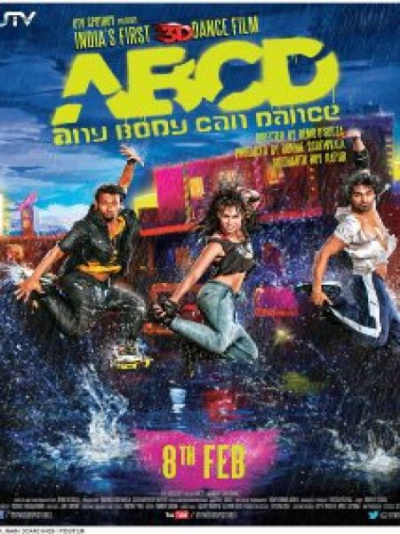 Watch Movie Abcd (any Body Can Dance)