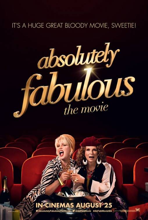 Watch Movie Absolutely Fabulous - Season 5