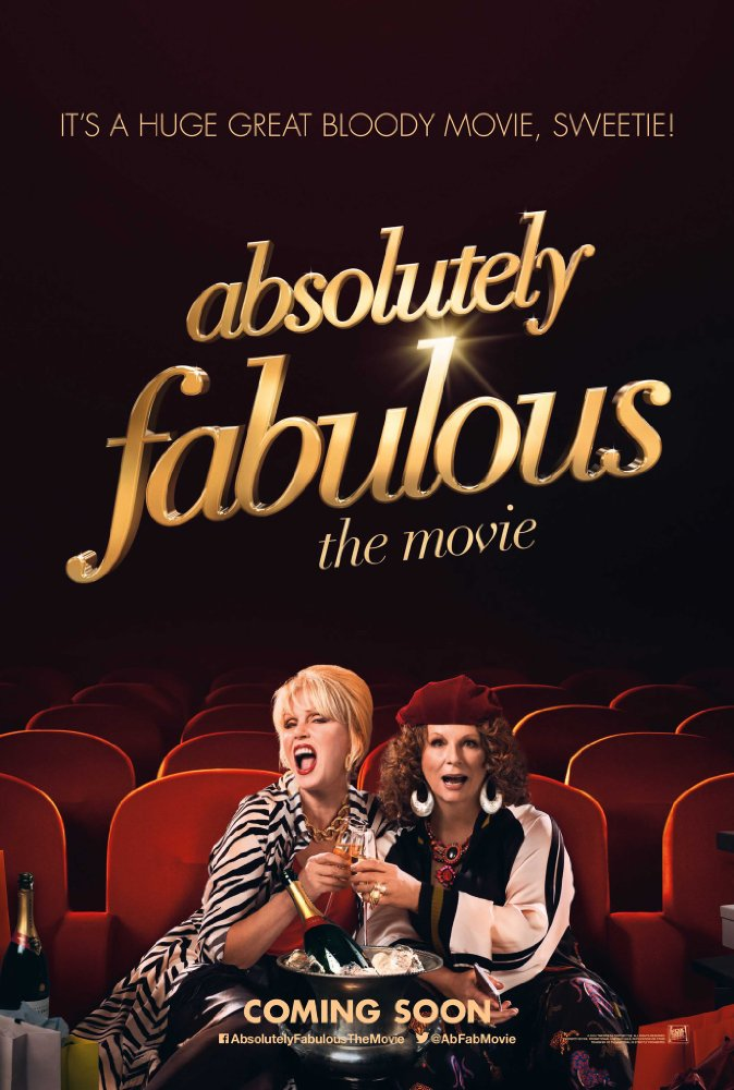 Watch Movie Absolutely Fabulous: The Movie
