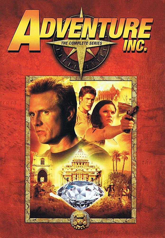 Watch Movie Adventure Inc. - Season 1