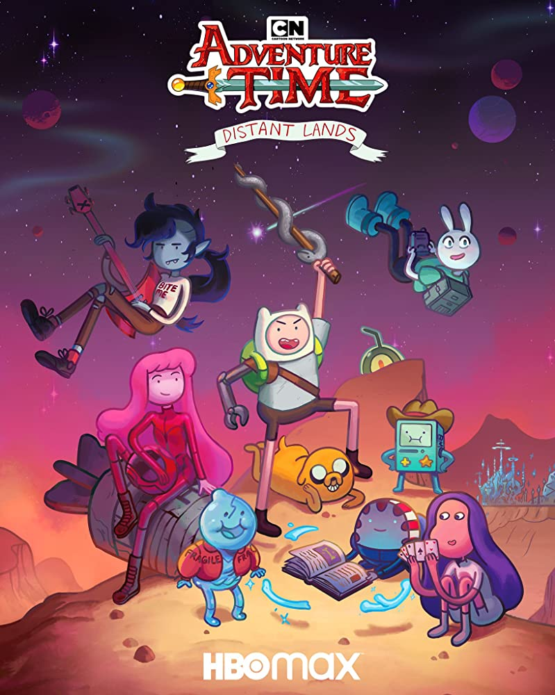 Watch Movie Adventure Time: Distant Lands - Season 1