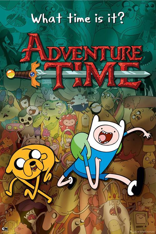 Watch Movie Adventure Time - Season 4