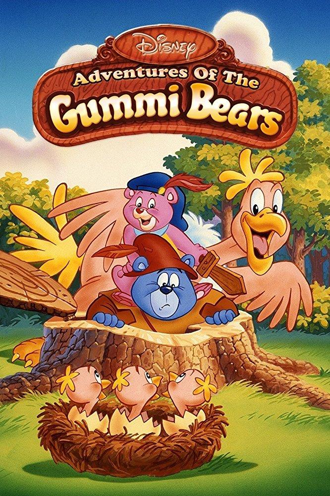 Watch Movie Adventures of the Gummi Bears - Season 02