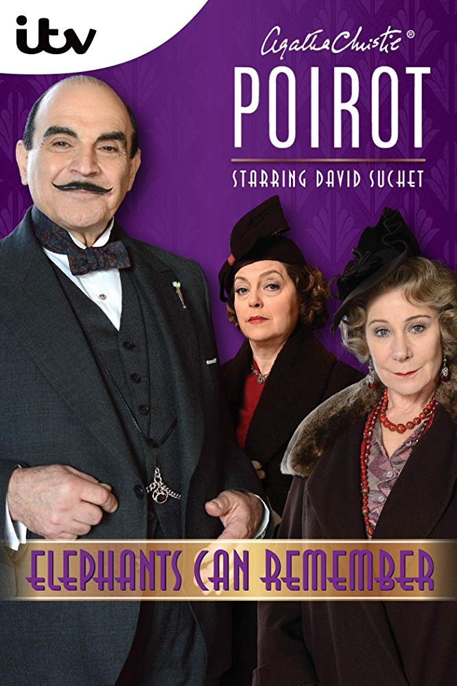 Watch Movie Agatha Christie's Poirot - Season 1