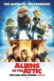 Watch Movie Alien in the Attic