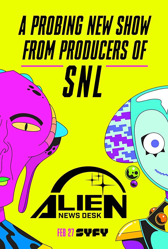 Watch Movie Alien News Desk - Season 1