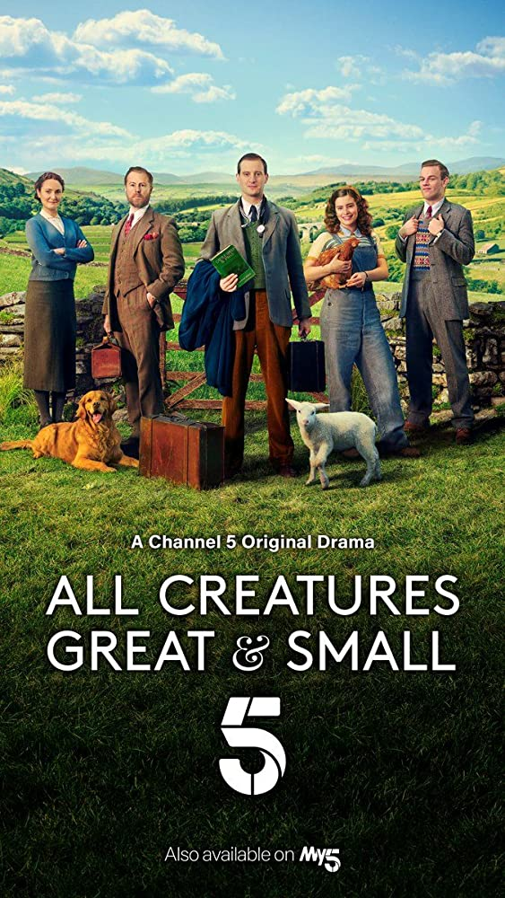 Watch Movie All Creatures Great and Small (2020) - Season 1