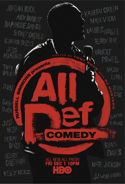 Watch Movie All Def Comedy (2017) - Season 1
