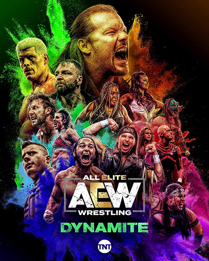 Watch Movie All Elite Wrestling: Dynamite - Season 2