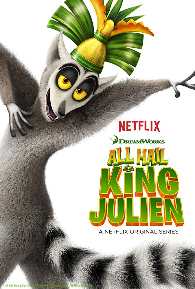 Watch Movie All Hail King Julien - Season 4