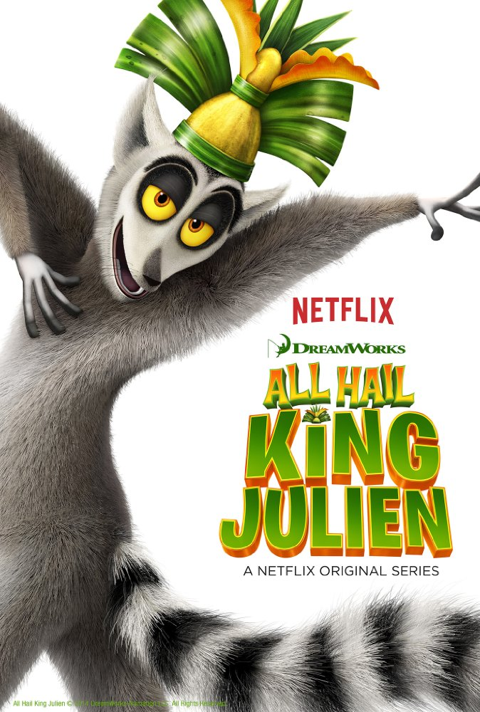 Watch Movie All Hail King Julien - Season 5