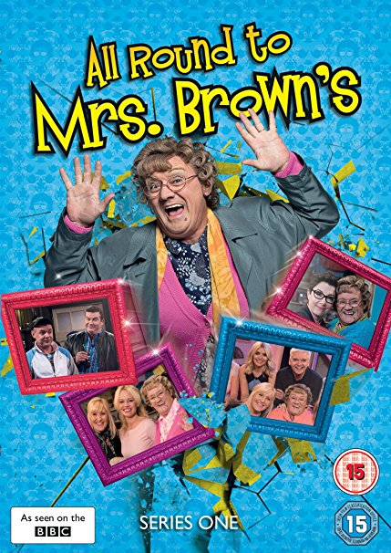 Watch Movie All Round to Mrs Brown's - Season 3