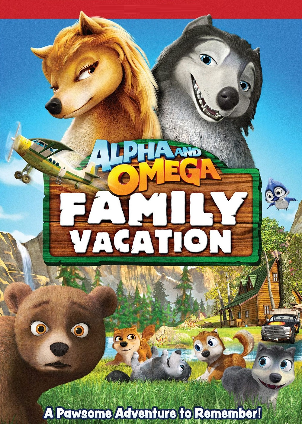 Watch Movie Alpha and Omega: Family Vacation