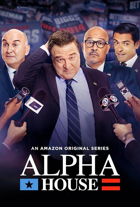 Watch Movie Alpha House - Season 2