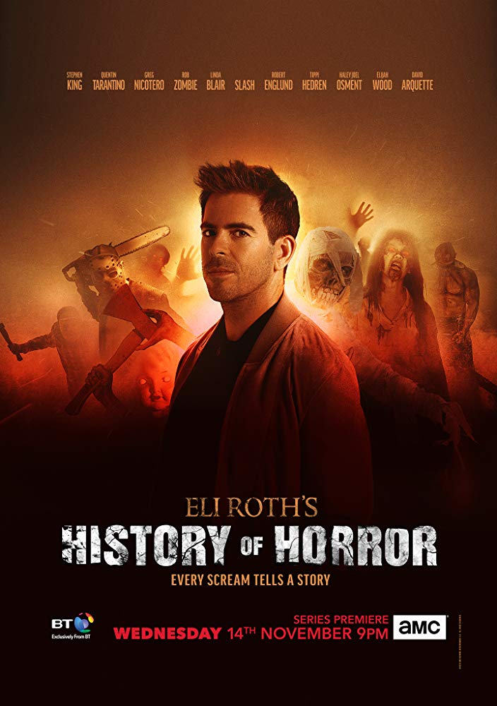 Watch Movie AMC Visionaries: Eli Roth's History of Horror - Season 1