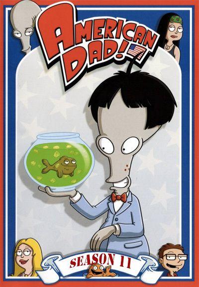 Watch Movie American Dad - Season 11