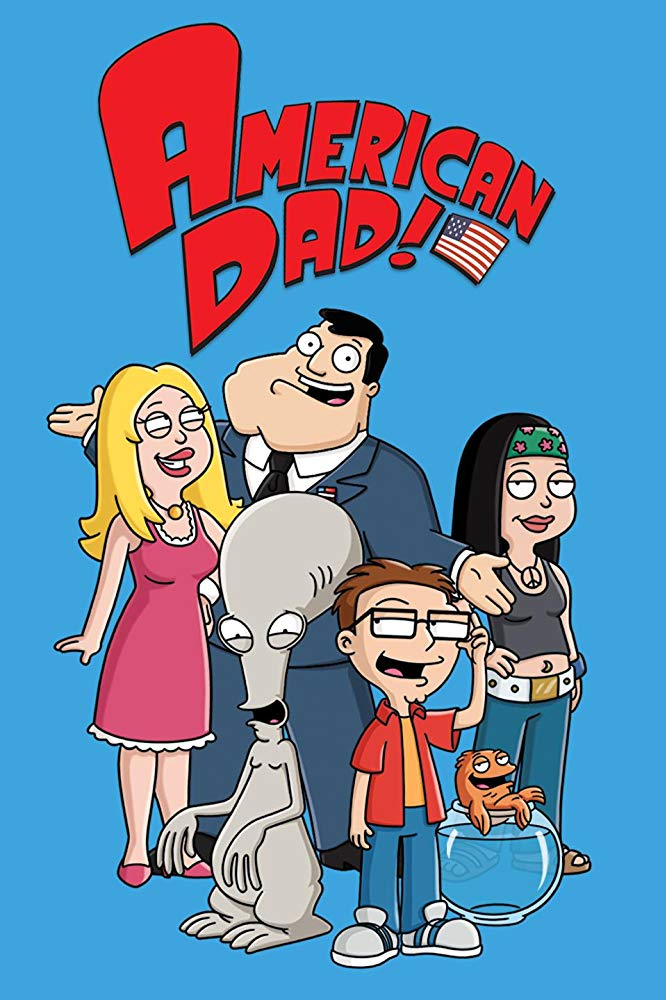 Watch Movie American Dad! - Season 3