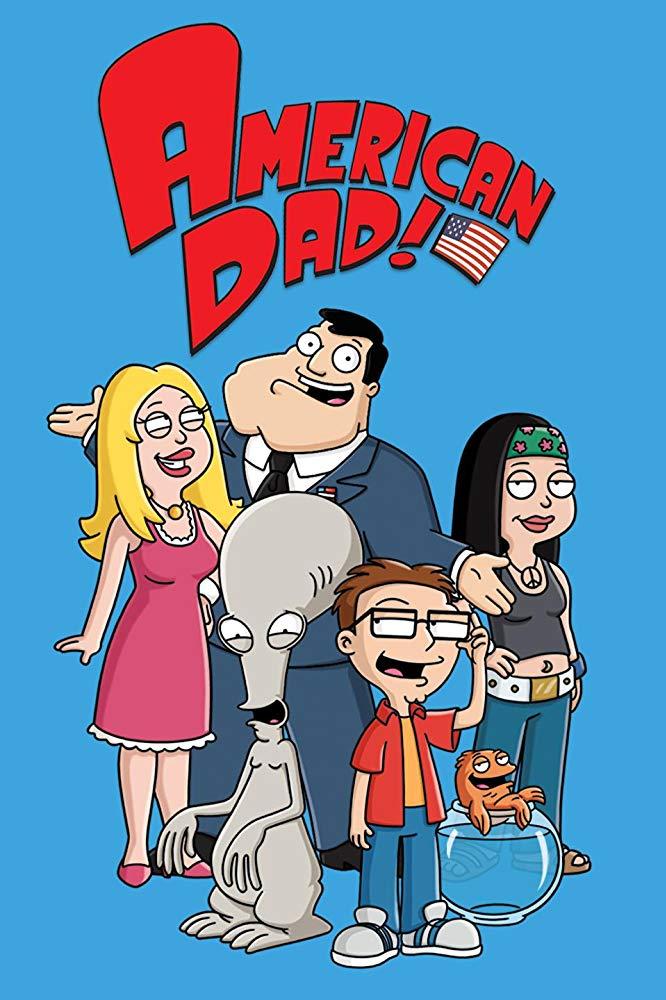 Watch Movie American Dad! - Season 6