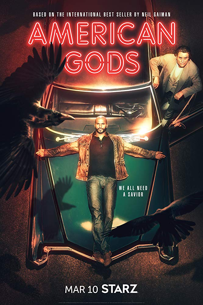 Watch Movie American Gods - Season 3