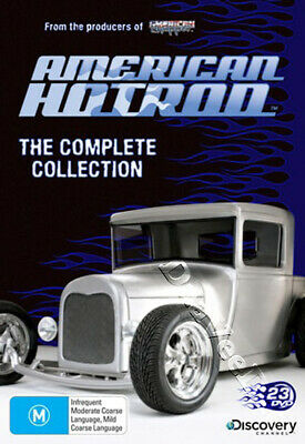 Watch Movie American Hot Rod - Season 3
