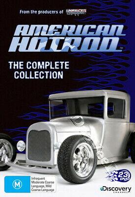 Watch Movie American Hot Rod - Season 4