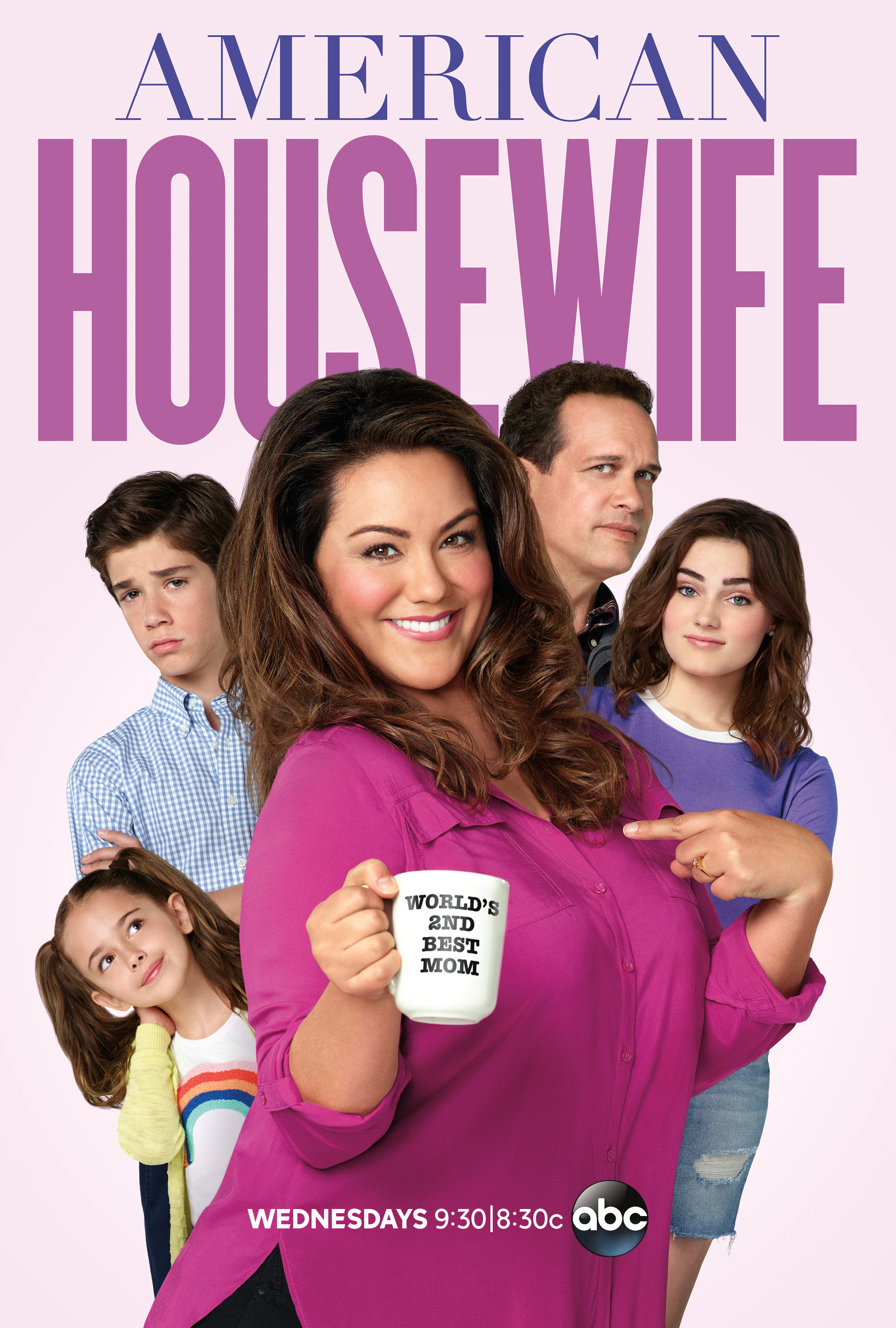 Watch Movie American Housewife - Season 3