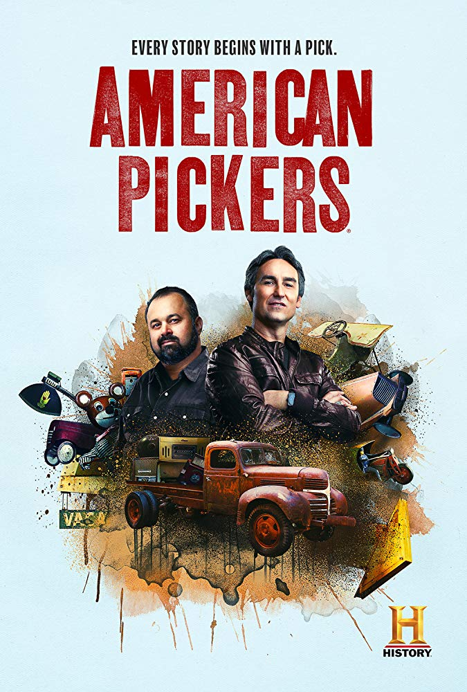 Watch Movie American Pickers - Season 21